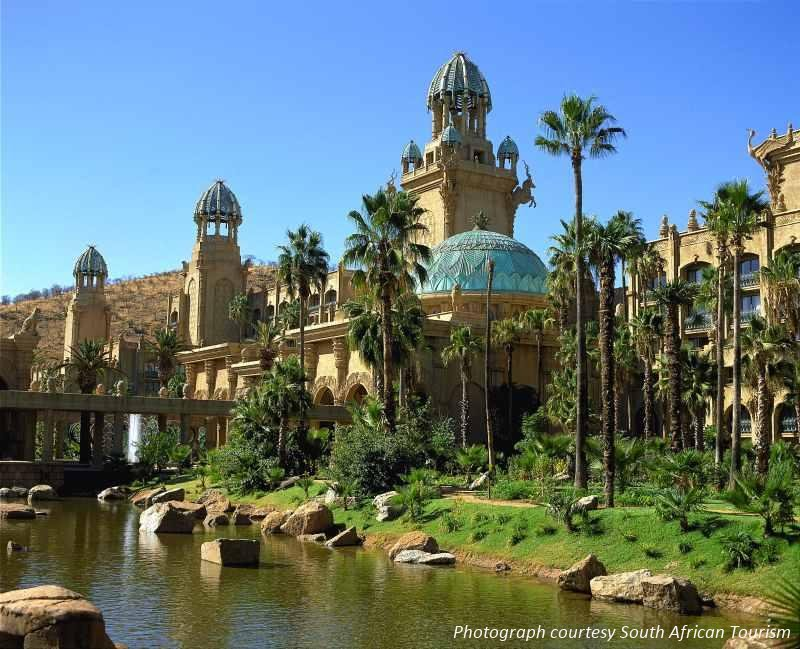 Johannesburg Holiday Package with Sun City