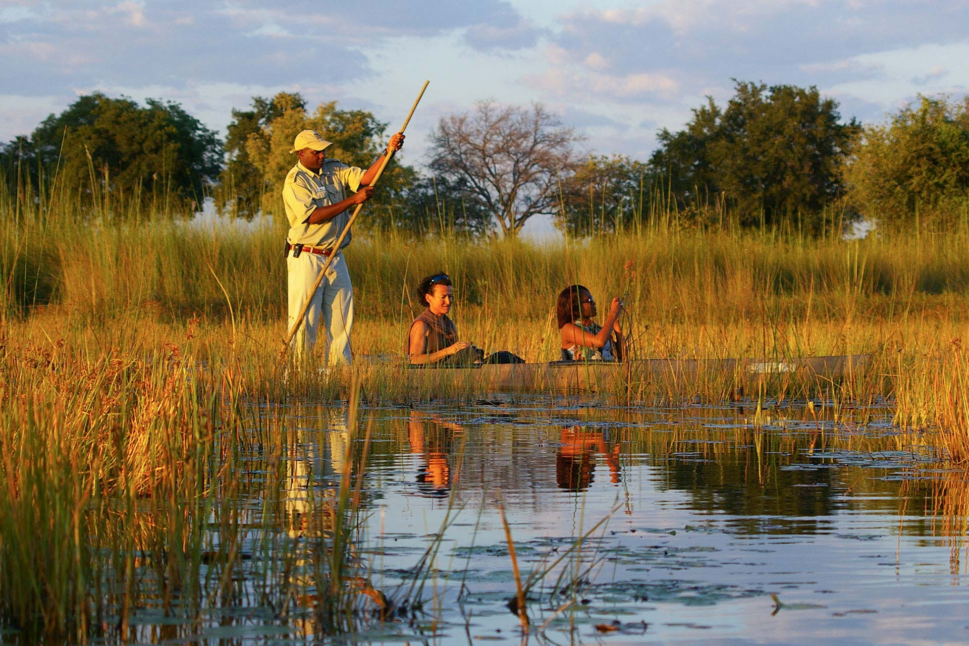 Chobe and Okavango Safari Tour