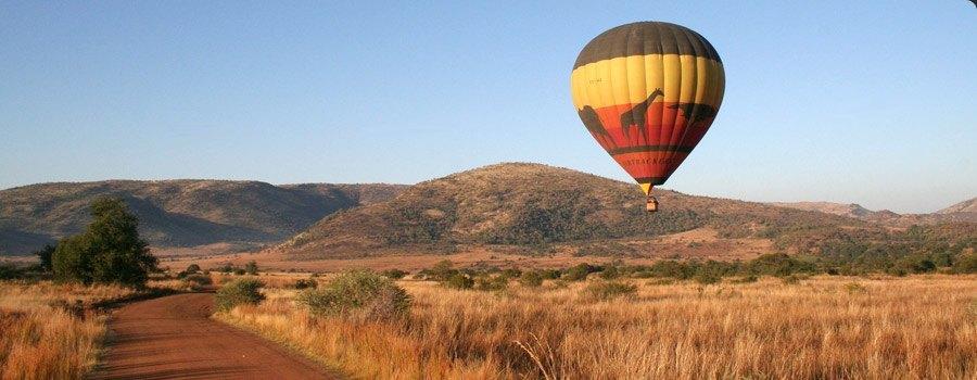 Hot Air Balloon Drive