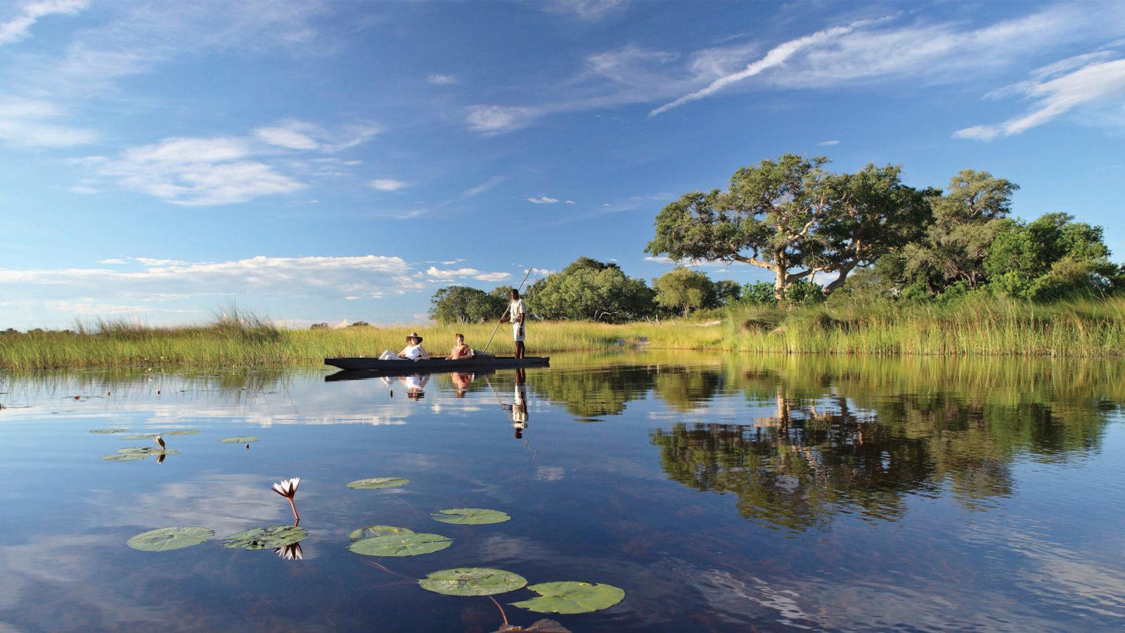 Okanvango Delta