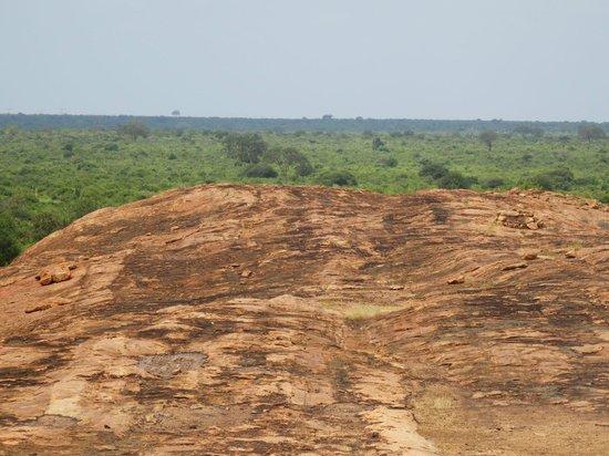 Mudana Rock (Tsavo East)