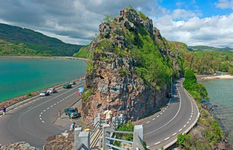 Baie du Cap Road
