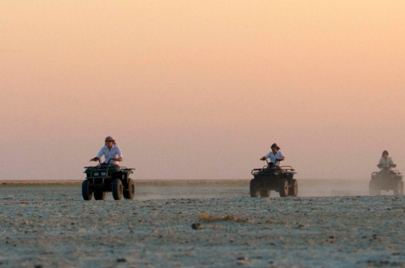 Quad Bike Excursion