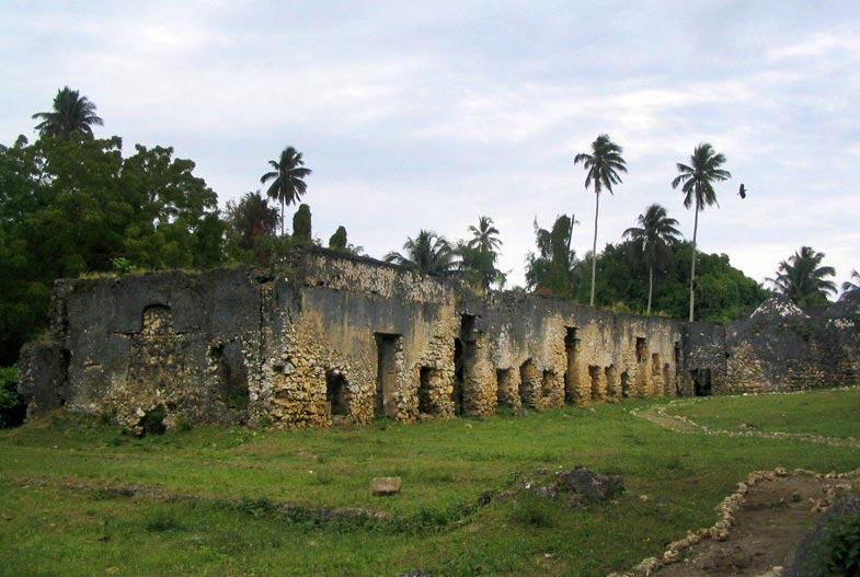 Mtoni Palace