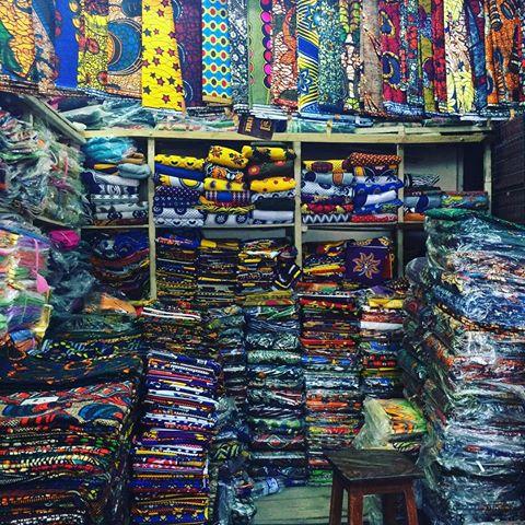 Shop at Uhuru Street