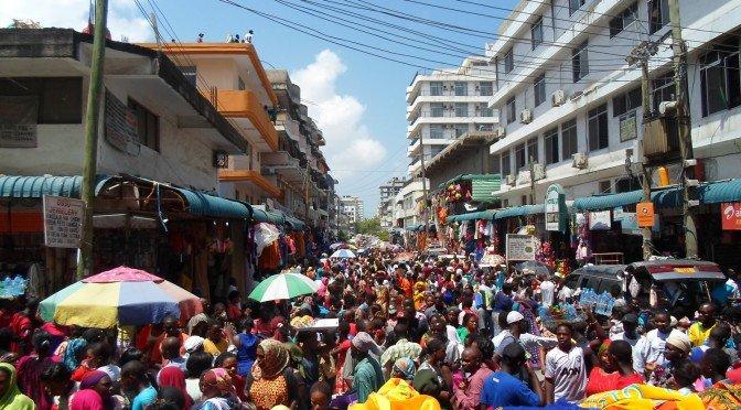 Visit Kariakoo Market