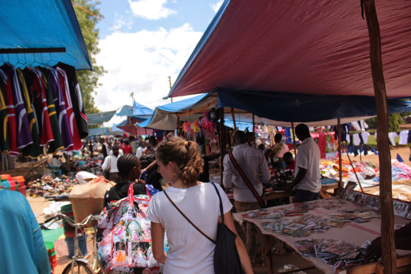 Saba-Saba Market
