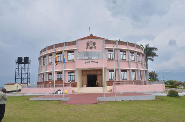 Kingdom palace tour