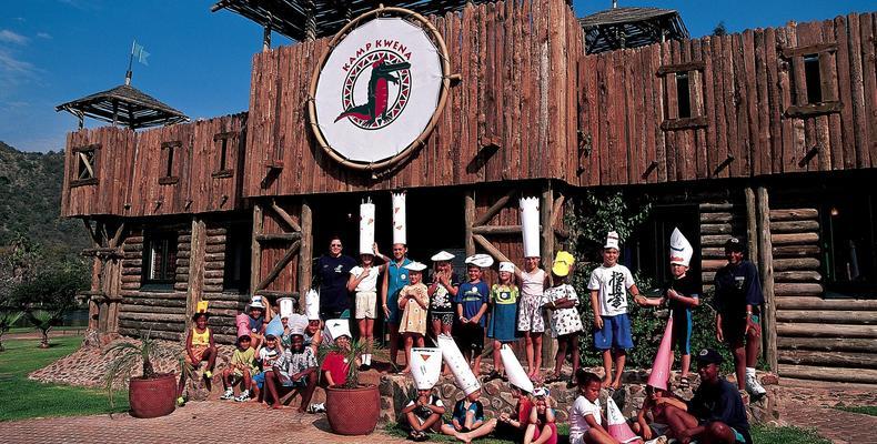 The Kamp Kwena Fort