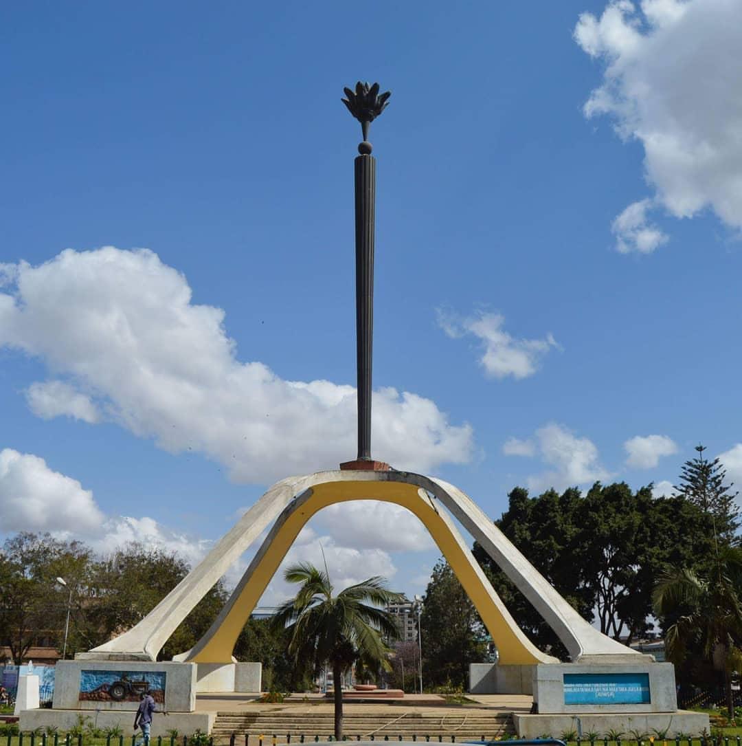 Arusha Declaration Monument