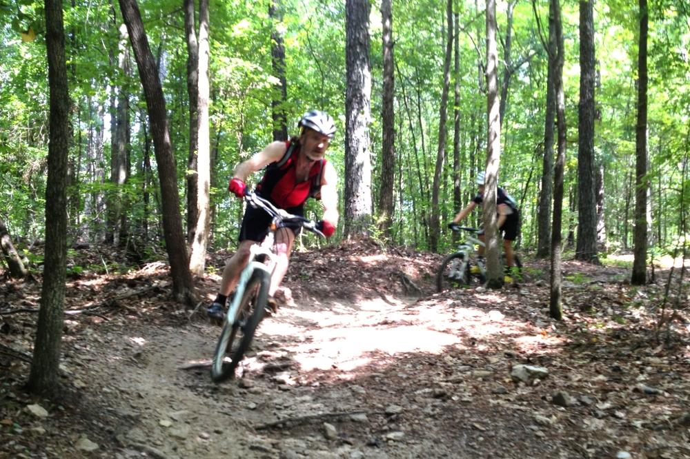 Enjoy MTB trails