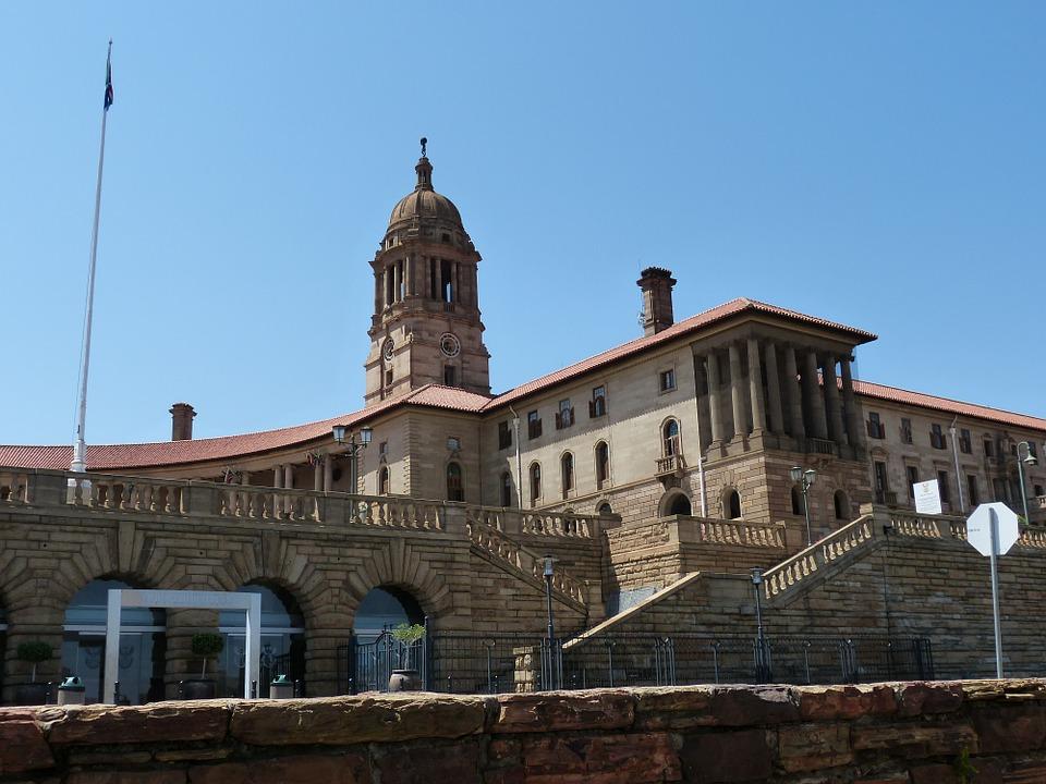 Day tour to Pretoria