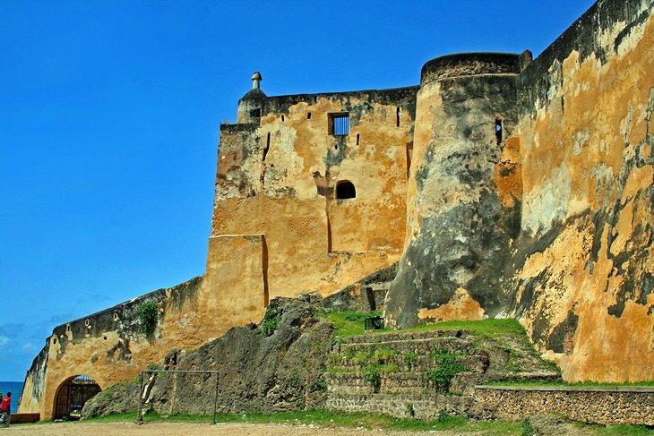 Visit Fort Jesus
