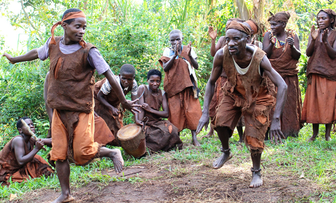 Cultural Batwa Trail