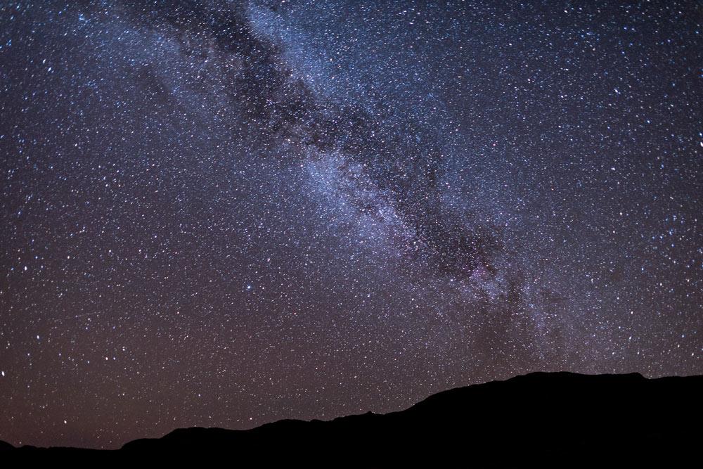 Stargazing at Kalahari
