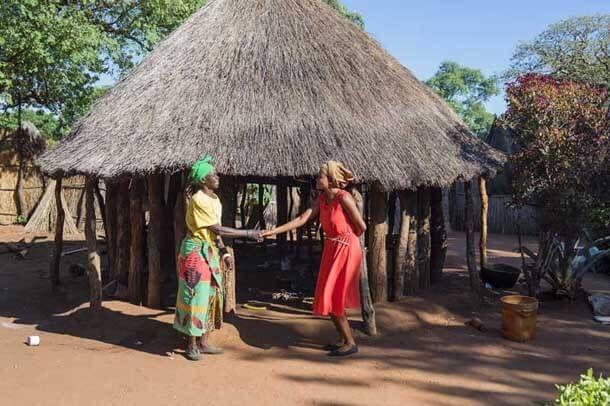 Cultural Tour at Victoria Falls
