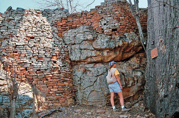 Bumbusi Ruins