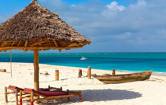 Beach leisure