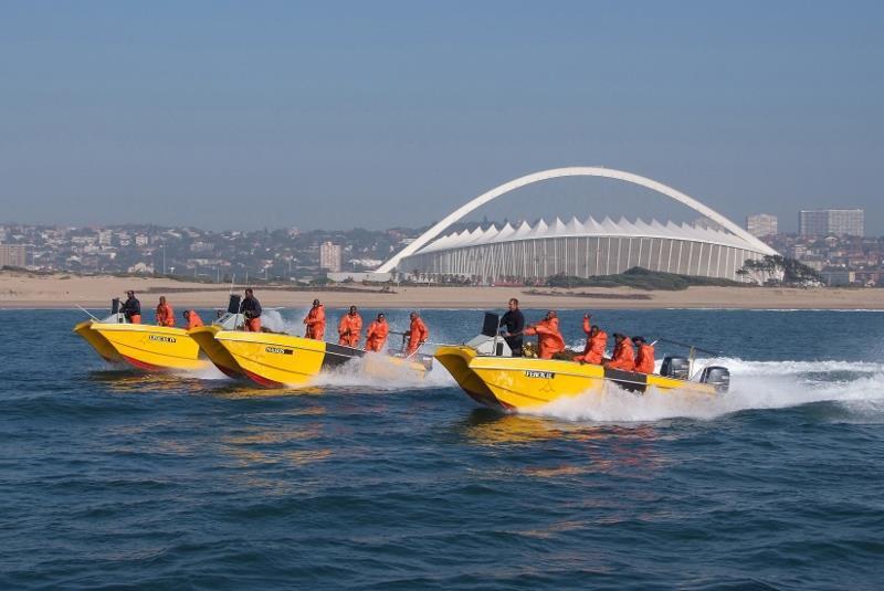 KwaZulu Natal Sharks Board Boat Tour