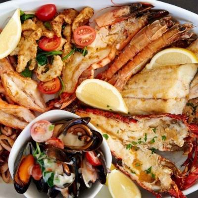Enjoy delicious food at O' Galito Restaurant