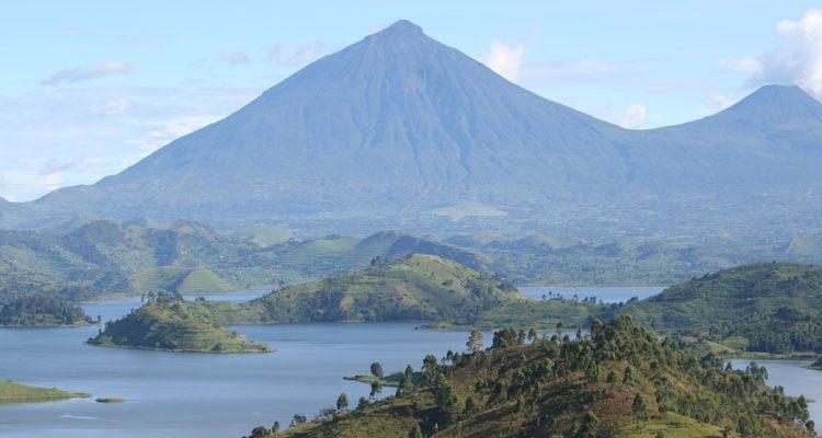 Virunga Volcanos