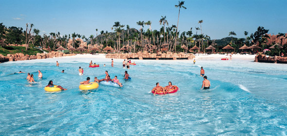 Valley of Waves Water Park