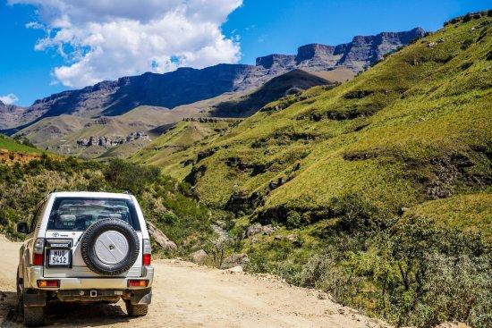 Excursion to Sani Pass