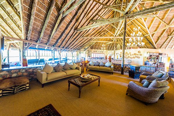 Kwantu Game Lodge