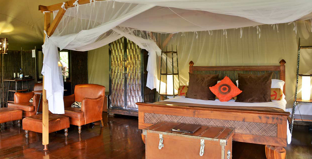 03 Days Camp Shonga Safari
