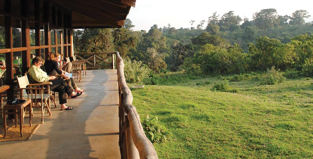 03 Days Rhino Lodge Safari