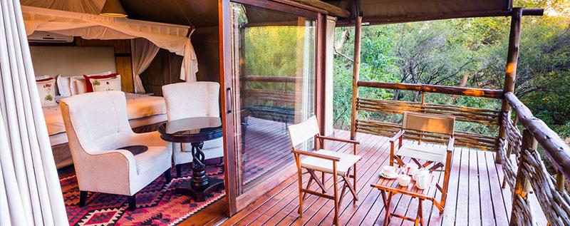 03 Days Thakadu River Camp Safari
