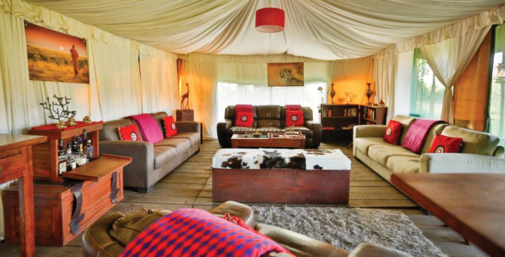 03 Days Lemala Camp Safari