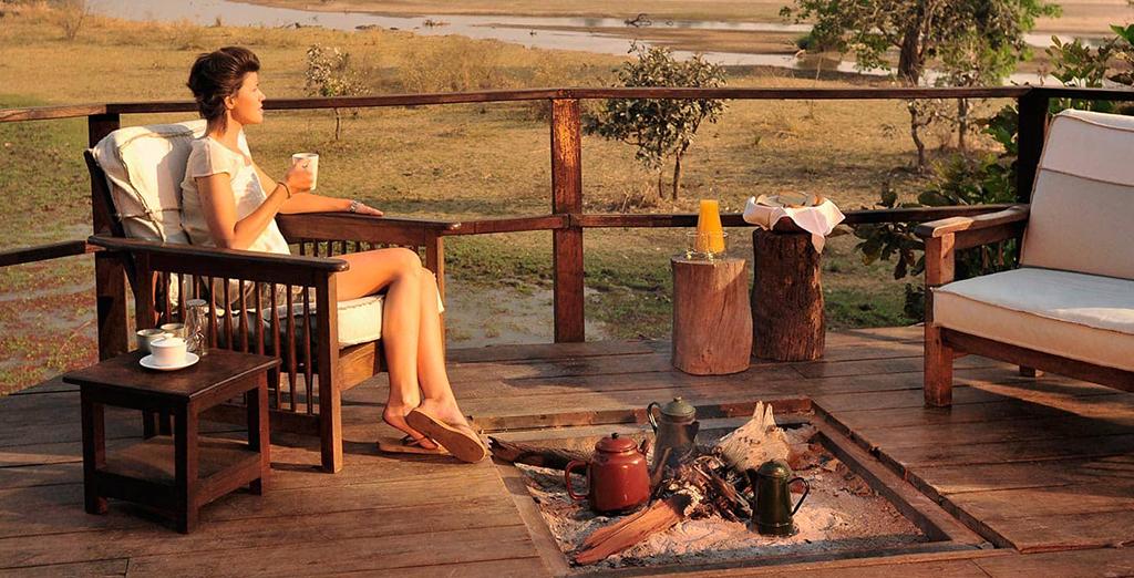 03 Days Kakuli Bushcamp Safari
