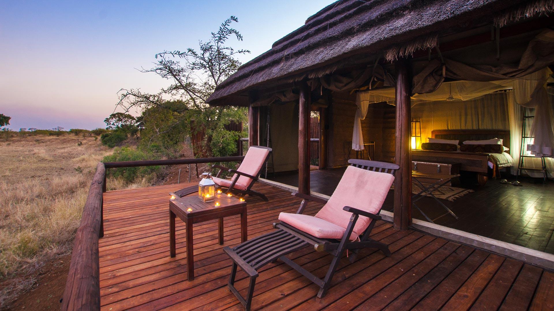 03 Days Camp Shonga Safari