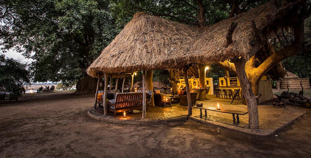 03 Days Crocodile Bushcamp Safari