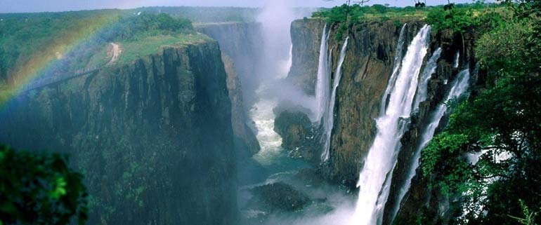 Spectacular South Africa With Victoria Falls